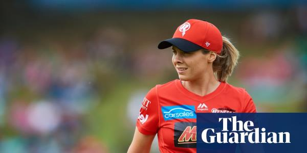 Sophie Molineux takes break from WBBL to focus on mental health