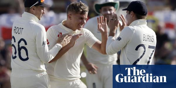 England gain upper hand in first Test against New Zealand