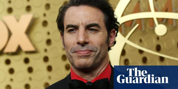 Sacha Baron Cohen: Facebook would have let Hitler buy ads for final solution