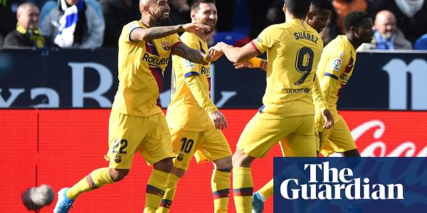 European roundup: Barcelona edge to win, Bayern make up ground