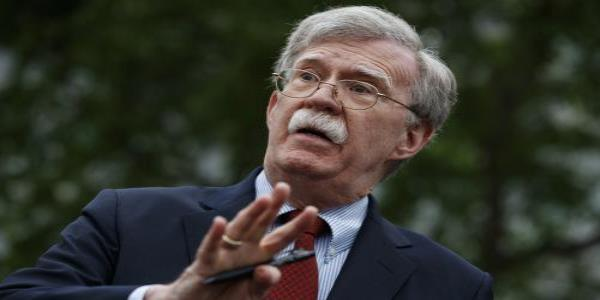 John Bolton announces his next move will be Pac amid calls to testify