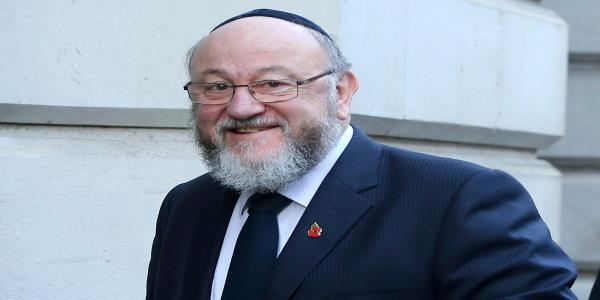 Britains Chief Rabbi Warns Of Poison In The Labour Party Sanctioned From The Top