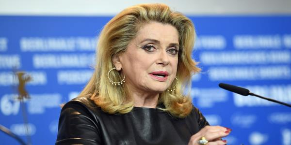 Catherine Deneuve Remains in Hospital as Shooting on New Film Is Suspended