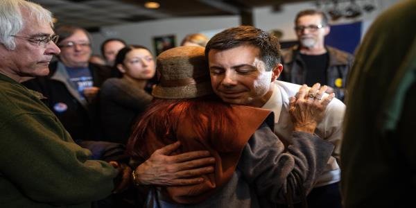 OK, Mayor: Why 37-Year-Old Pete Buttigieg Is Attracting Boomers