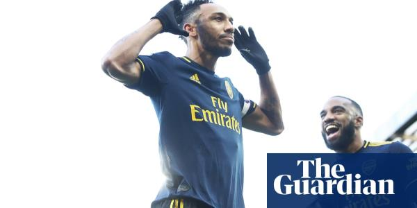 Football transfer rumours: Arsenals Aubameyang to Inter or Real Madrid?