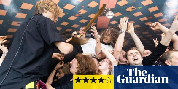 Idles review – snot, silly walks and compassionate aggro
