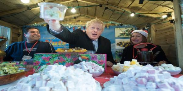 Marmite Boris Johnsons Election Campaign Goes Down To The Wire