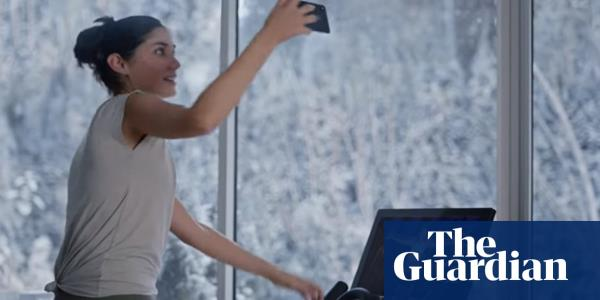 Peloton loses $1.5bn in value over dystopian, sexist exercise bike ad