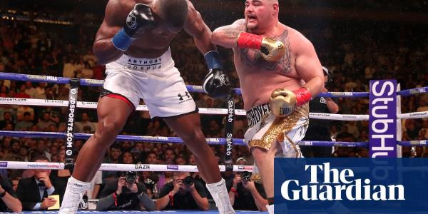 Andy Ruiz Jr bigs up being small and slick in Anthony Joshua rematch | Bryan Armen Graham