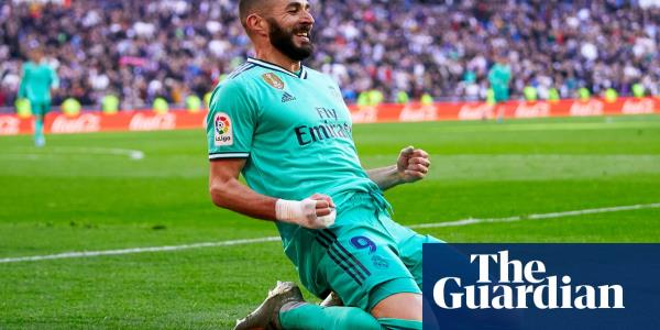 Karim Benzema ensures Real Madrid sink Espanyol despite Mendy red card
