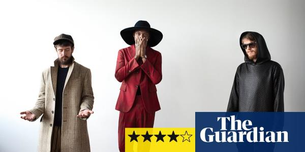 The Comet Is Coming: The Afterlife review – totally of the now