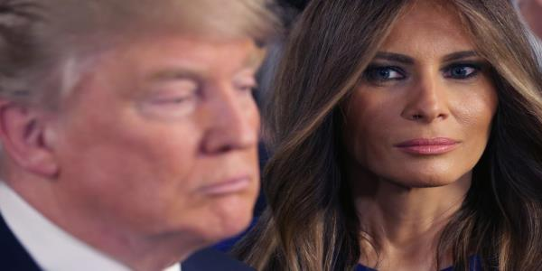 Is Melania Secretly the Smartest Trump?