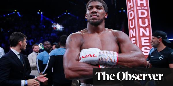 Job done and better days to come for Anthony Joshua on odd Arabian night