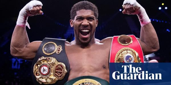 Simplicity is genius: Anthony Joshua savours victory over Andy Ruiz Jr – video