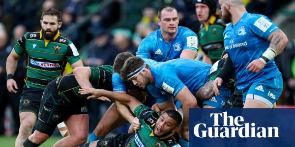 Leinster show Northampton and Ludlam size of their European task
