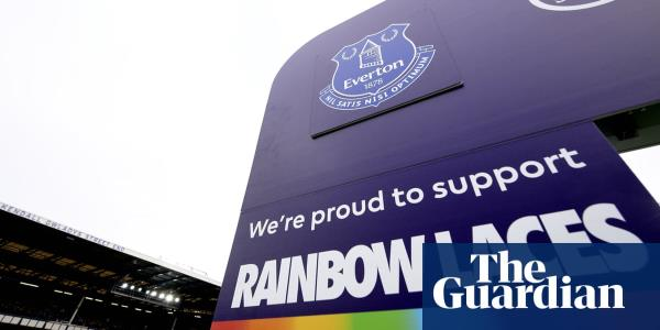Everton investigating reports of homophobic chants at Chelsea fans