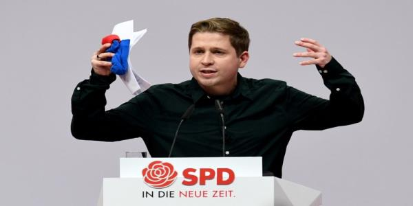 Left-leaning youth leader inspires Germanys Social Democrats