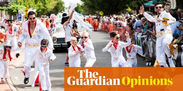 I thought the Elvis fan festival would be funny. It cracked me open and changed my life | Meg Watson