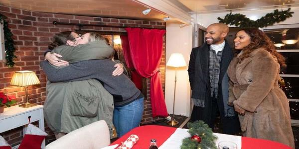A Christmas Surprise For A Family That Usually Celebrates In January