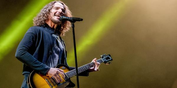 Chris Cornell's Widow Sues Soundgarden Over Royalties, Unreleased Recordings