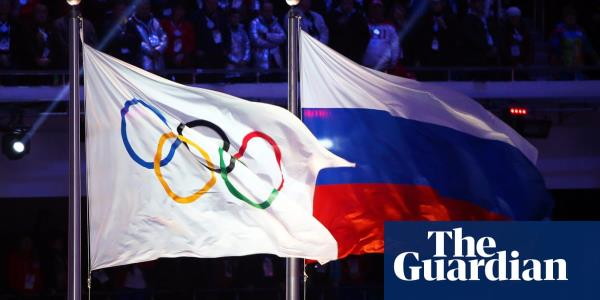 Their flag will not fly: Russia given four-year ban for doping offences – video report
