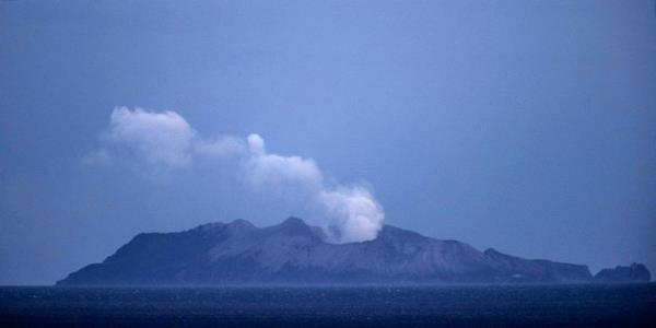 New Zealand Volcano: Two British Women Injured In Eruption On White Island