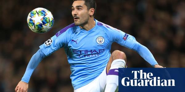 Ilkay Gündogan blames Manchester City's slump on loss of confidence