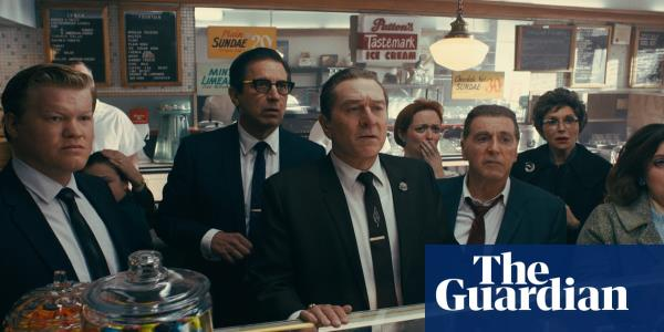 The Irishman reaches 26m streams in first week, says Netflix