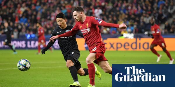 Andy Robertson says no one will want to face Liverpool in current form