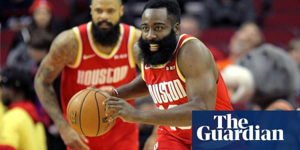 Is James Harden the NBAs Cristiano Ronaldo?