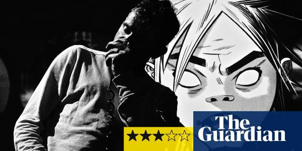 Gorillaz: Reject False Icons review – a swing through Damon Albarns circus