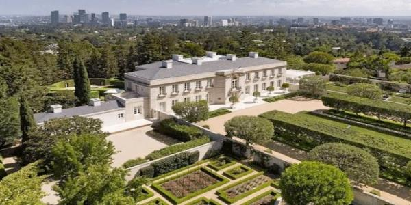 Lachlan Murdoch Buys 'Beverly Hillbillies' Mansion in Bel-Air for Record $150 Million