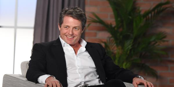Hugh Grant Says Iconic 'Love Actually' Dancing Scene Was 'Absolute Hell' (EXCLUSIVE)