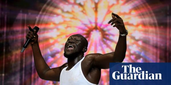 Stormzy's new album tops charts hours after release