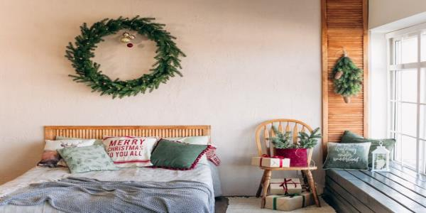 How To Spruce Up Your Guest Room This Christmas