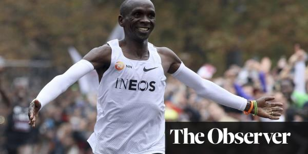 Eliud Kipchoge: 'Mo Farah did not fail in the marathon. I respect him'