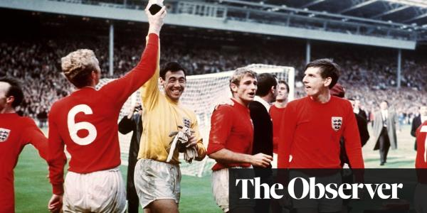 Gordon Banks remembered by Peter Shilton
