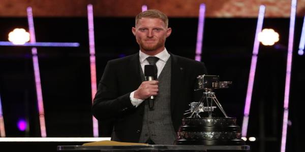 Ben Stokes Wins BBC Sports Personality Of The Year