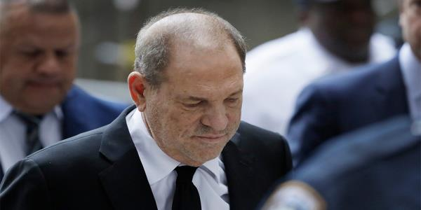 Harvey Weinstein Gives Bizarre Interview From Hospital Ahead of Rape Trial