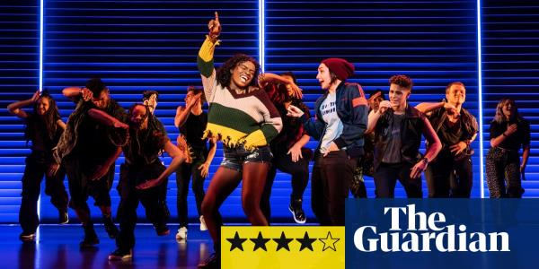 Jagged Little Pill review – Alanis musical hits Broadway with a bang