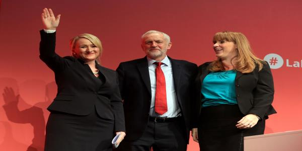 Angela Rayner To Run For Labour Deputy Leader As She Backs Rebecca Long-Bailey To Succeed Corbyn