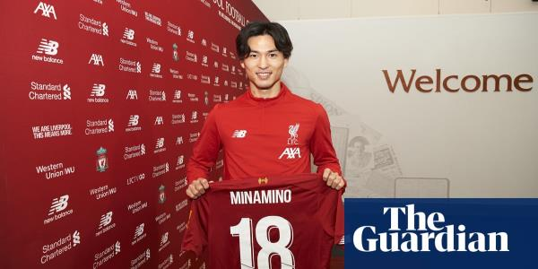 Takumi Minamino seals dream Liverpool move from Red Bull Salzburg