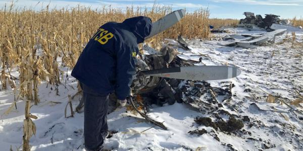 New details emerge on fatal plane crash that occurred during snowstorm