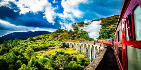 Train Holidays: 9 Gorgeous Trips For Slow Travel In 2020