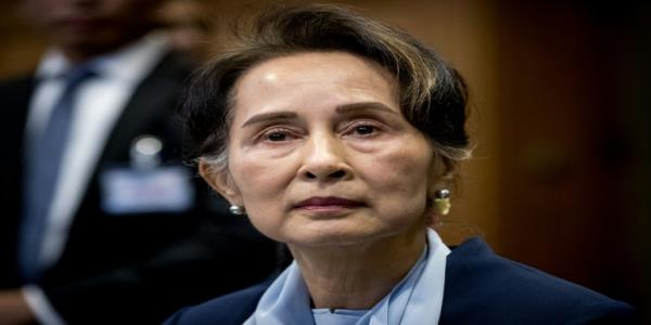 Aung San Suu Kyi party official killed in Myanmars Rakhine