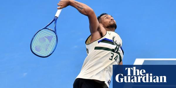 Ace idea: Nick Kyrgios leads way as sport gets behind bushfire relief efforts