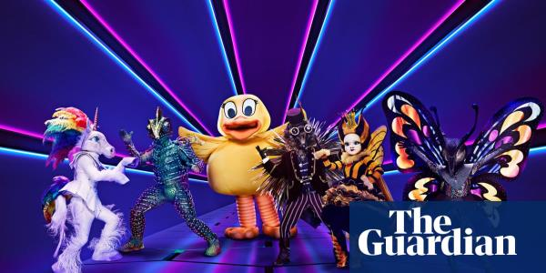 Is The Masked Singer TVs weirdest show?