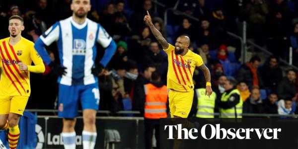 Barcelona frustrated by Wu Lei's late equaliser as Espanyol fight back