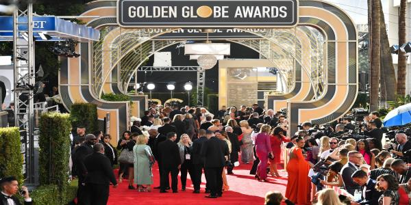 Golden Globes Red Carpet Pictures 2020: All The Photos Of Stars At The Awards Ceremony