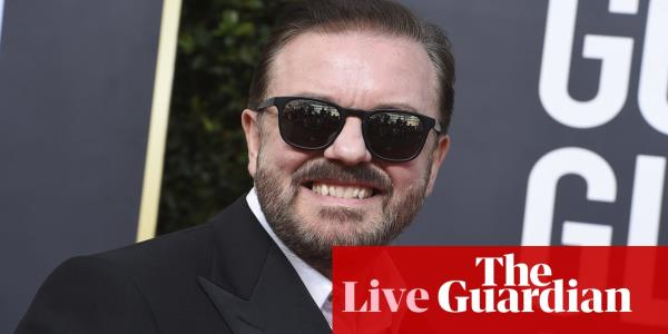 Golden Globes 2020: the winners, the losers, the return of Ricky Gervais – live